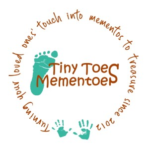 Tiny Toes Mementoes